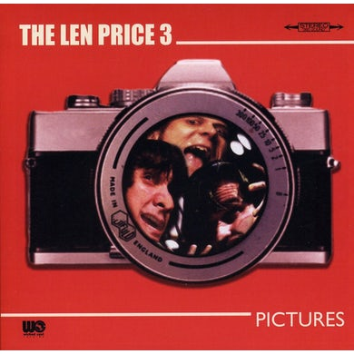 Len Price 3 PICTURES CD