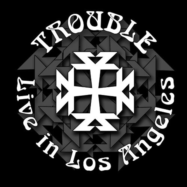 Trouble LIVE IN LOS ANGELES CD