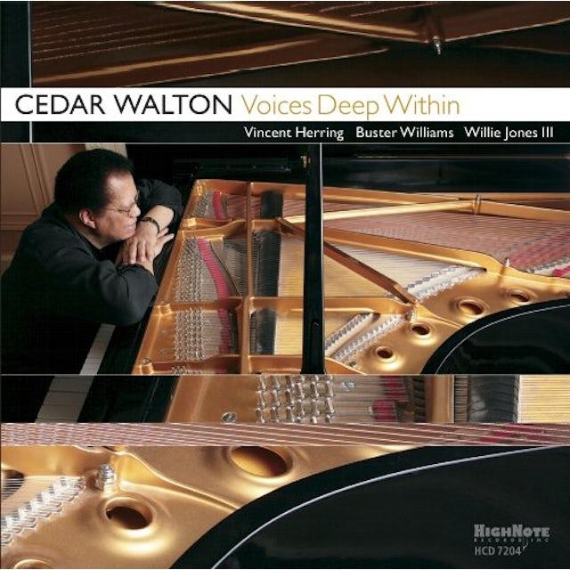 Cedar Walton VOICES DEEP WITHIN CD