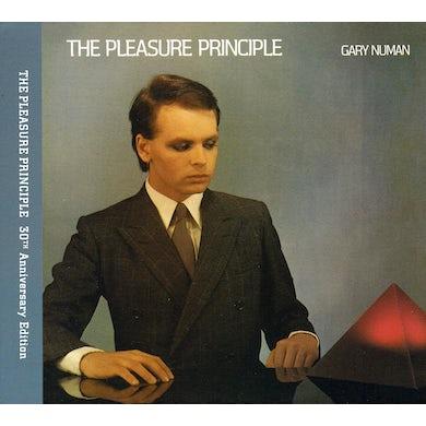 Gary Numan PLEASURE PRINCIPLE: 30TH ANNIVERSARY EXPANDED EDIT CD