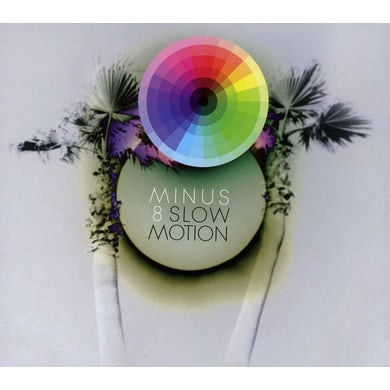 Minus 8 SLOW MOTION CD