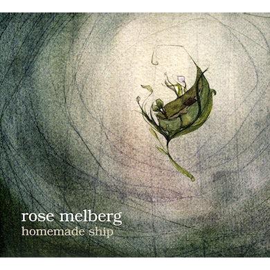 Rose Melberg HOMEMADE SHIP CD
