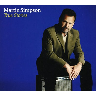 Martin Simpson TRUE STORIES CD