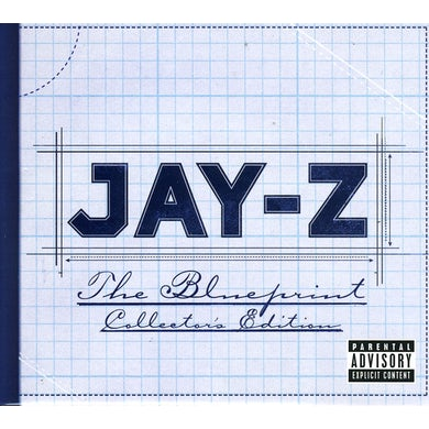 Jay Z BLUEPRINT COLLECTOR'S EDITION CD