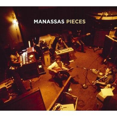 MANASSAS PIECES CD