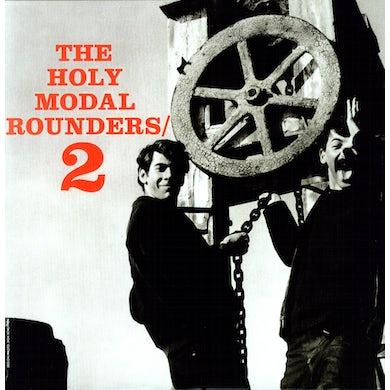 Holy Modal Rounders 2 Vinyl Record