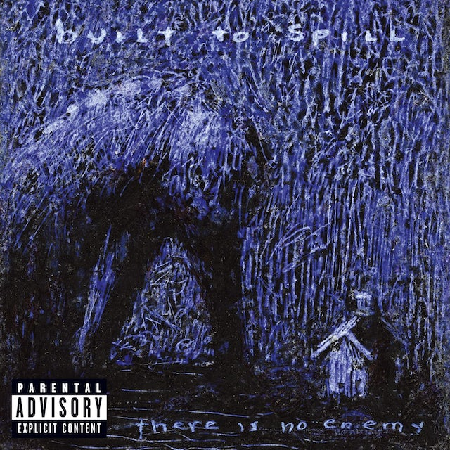 Built To Spill THERE IS NO ENEMY CD