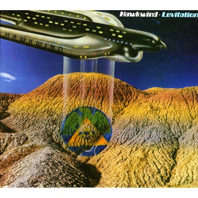Hawkwind LEVITATION CD
