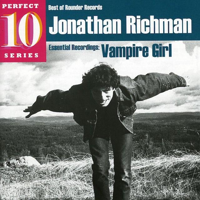 Jonathan Richman VAMPIRE GIRL: ESSENTIAL RECORDINGS CD