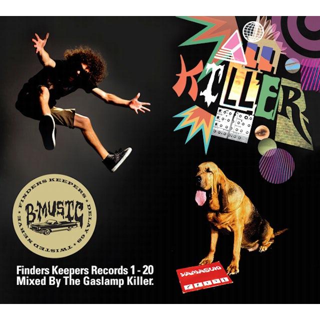 Gaslamp Killer ALL KILLER CD