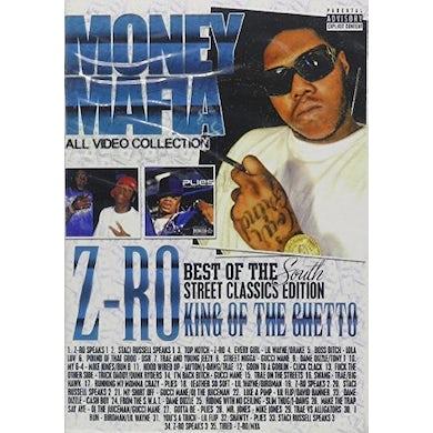 Z-Ro BEST OF STREET CLASSICS SOUTH DVD