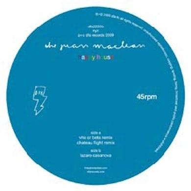 The Juan McLean HAPPY HOUSE (VHS OR BETA REMIX) Vinyl Record