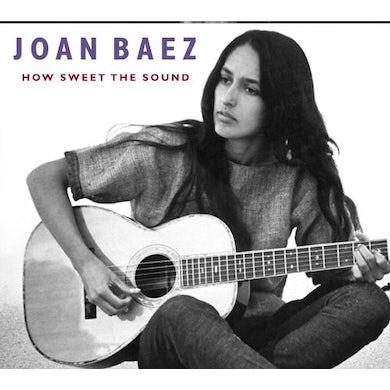 Joan Baez HOW SWEET THE SOUND CD