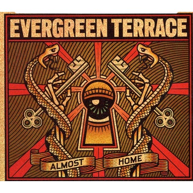 Evergreen Terrace ALMOST HOME CD
