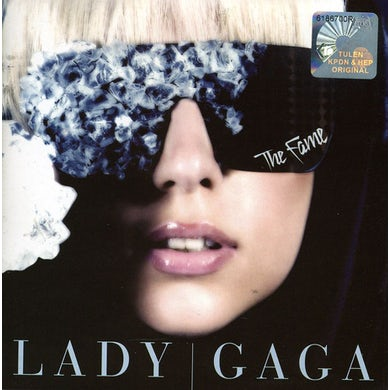 Lady Gaga FAME REVISED INT'L VERSION CD