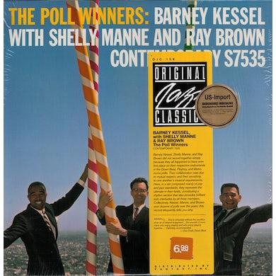 Barney Kessel POLL WINNERS Vinyl Record