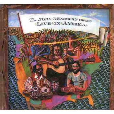 John Renbourn LIVE IN AMERICA CD