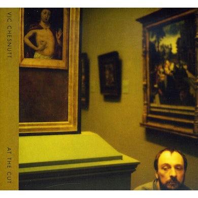 Vic Chesnutt AT THE CUT CD