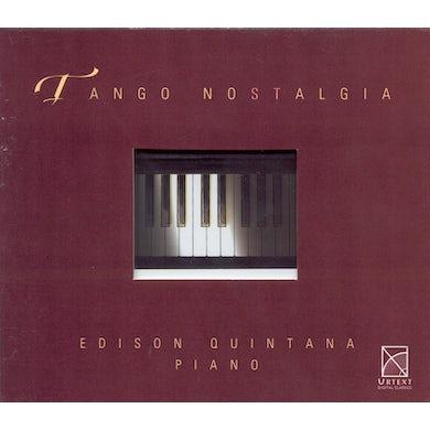 Edison Quintana TANGO NOSTALGIA CD