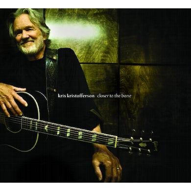 Kris Kristofferson CLOSER TO THE BONE CD
