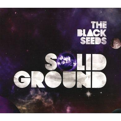 Black Seeds SOLID GROUND CD
