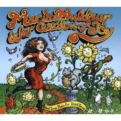 Maria Muldaur GARDEN OF JOY CD
