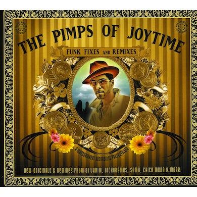 Pimps Of Joytime FUNK FIXES & REMIXES CD