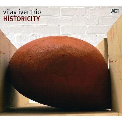 Vijay Iyer HISTORICITY CD