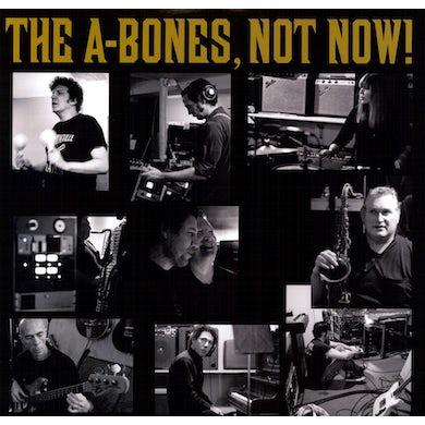 A-Bones NOT NOW Vinyl Record