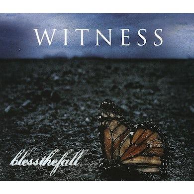 Blessthefall WITNESS CD