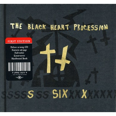 The Black Heart Procession SIX CD