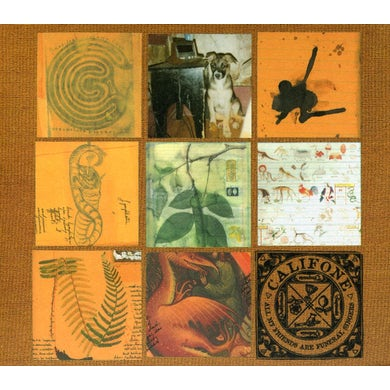Califone ALL MY FRIENDS ARE FUNERAL SINGERS CD
