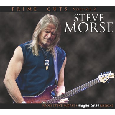 Steve Morse PRIME CUTS 2 CD