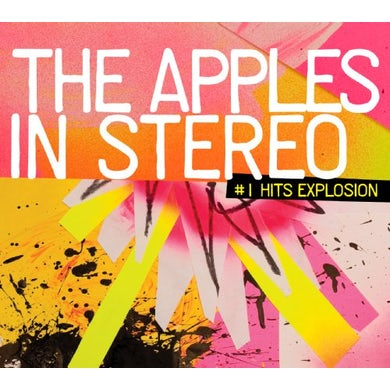 The Apples In Stereo NUMBER ONE HITS EXPLOSION Vinyl Record