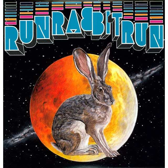 Sufjan / Osso Stevens RUN RABBIT RUN Vinyl Record