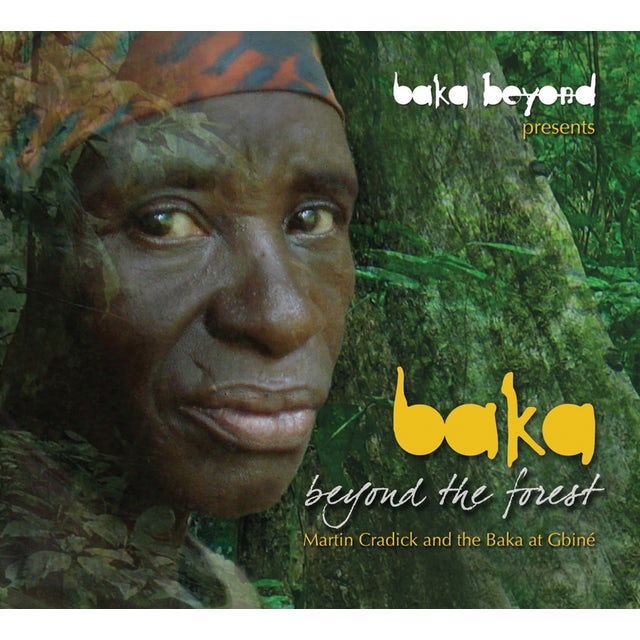 Baka Beyond BEYOND THE FOREST CD