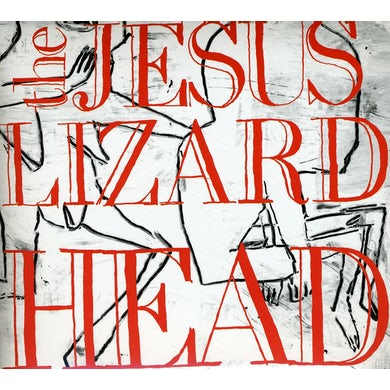 The Jesus Lizard HEAD CD
