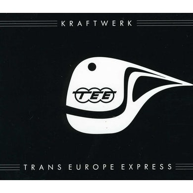 Kraftwerk TRANS EUROPE EXPRESS CD