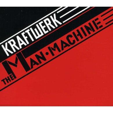 Kraftwerk MAN MACHINE CD