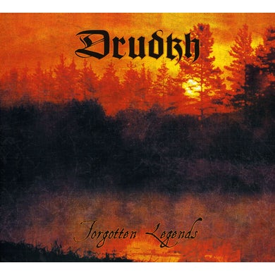 Drudkh FORGOTTEN LEGENDS CD