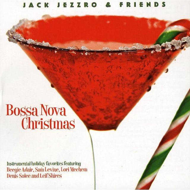 Jack Jezzro BOSA NOVA CHRISTMAS CD