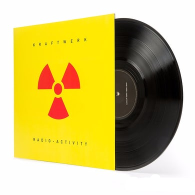 Kraftwerk RADIO-ACTIVITY Vinyl Record