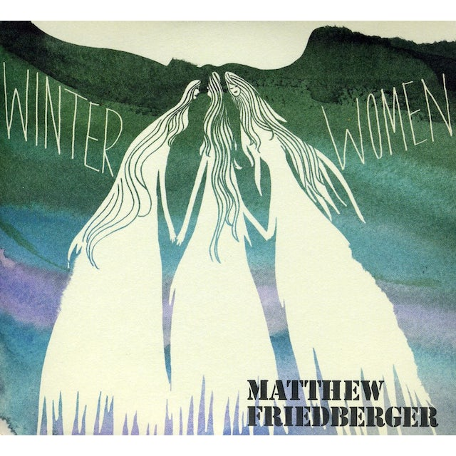 Matthew Friedberger WINTER WOMEN / HOLY GHOST LANGUAGE SCHOOL CD