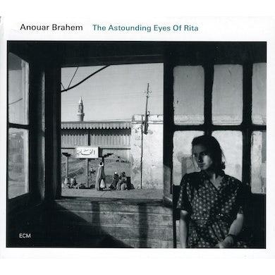 Anouar Brahem ASTOUNDING EYES OF RITA CD