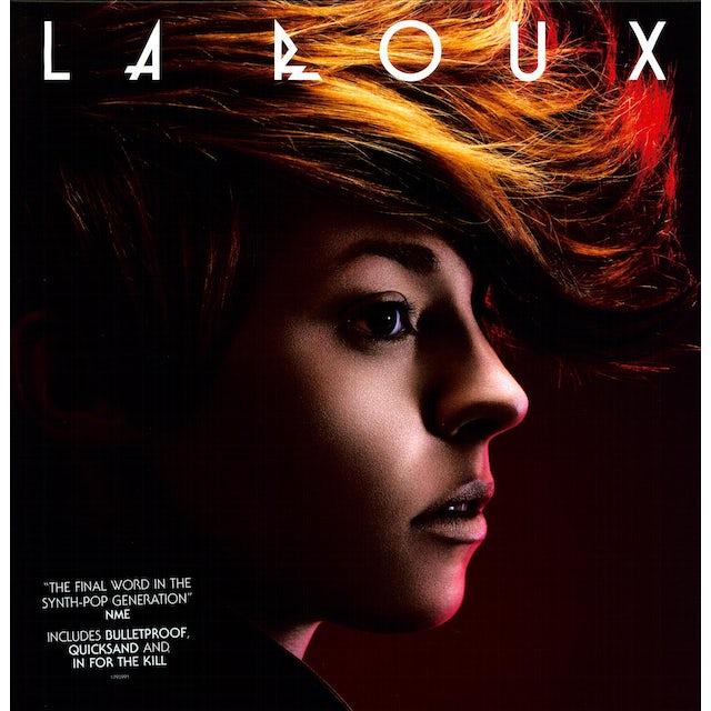 La Roux Vinyl Record