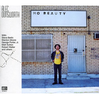 Alec Ounsworth MO BEAUTY CD