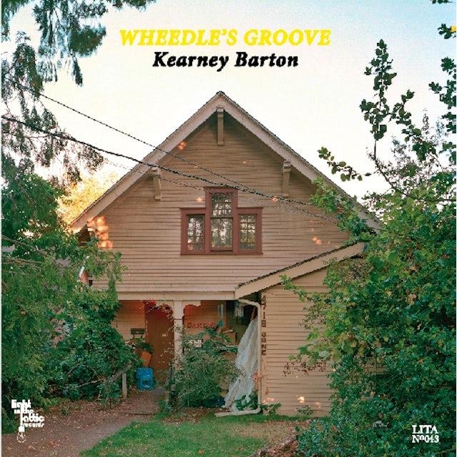 Wheedle'S Groove KEARNEY BARTON Vinyl Record