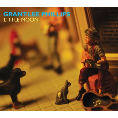 Grant-Lee Phillips LITTLE MOON Vinyl Record