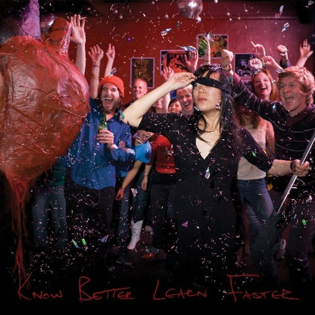Thao & Get Down Stay Down KNOW BETTER LEARN FASTER CD