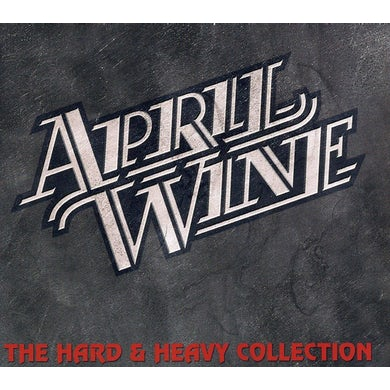 April Wine HARD & HEAVY COLLECTION CD